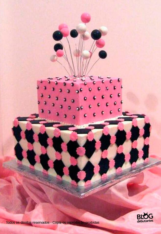 Bolos decorados para festa de 15 anos max dicas bolo de 2 andar para festa de 15 anos thecheapjerseys Choice Image