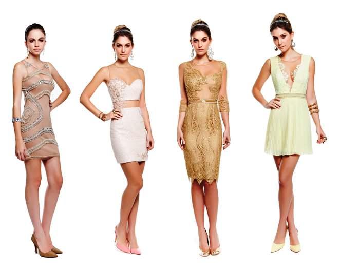 6e962fa58 Moda feminina de Vestidos de Festas 2017 | Max Dicas