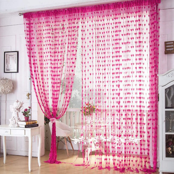 Lindas op es de cortinas decorativas para seu lar max dicas for Cortinas decorativas para puertas