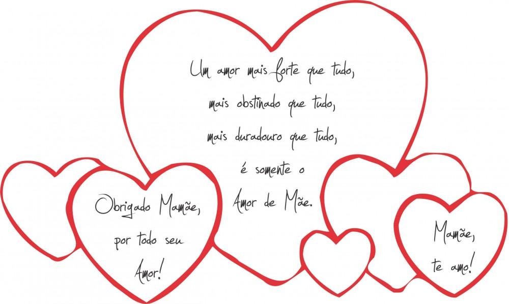 Mensagens Para O Dia Das Mães Demonstre Seu Carinho Através De