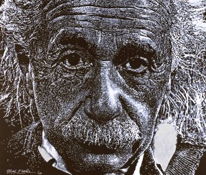 Einstein by max eberle 12 inches