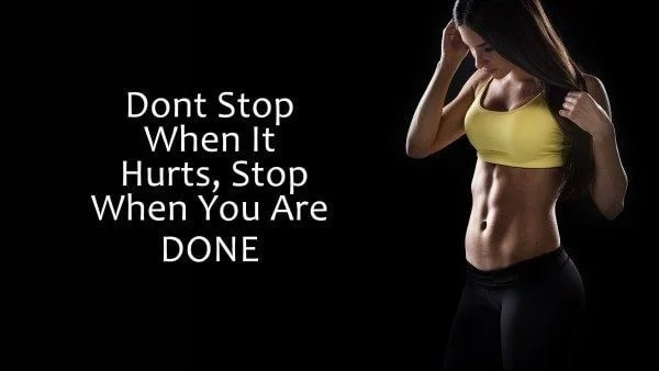 You need to get motivated to get your workout done, but it is not always easy.