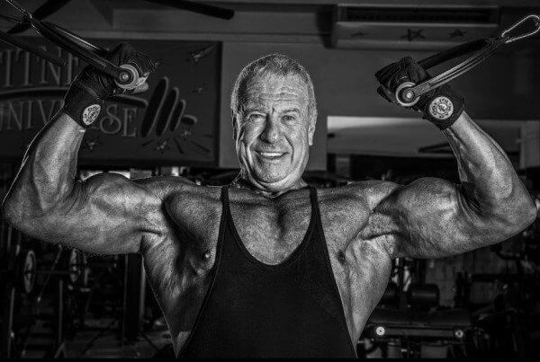 There is no reason why you can't continue working out into your 70s and beyond.