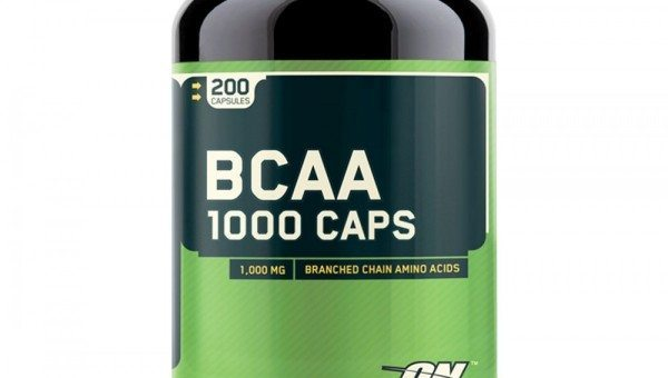 Optimum Nutrition BCAA can play a role in building muscle faster.