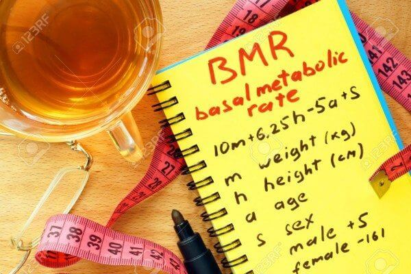 Keep a close eye on your BMR to ensure you stay healthy.