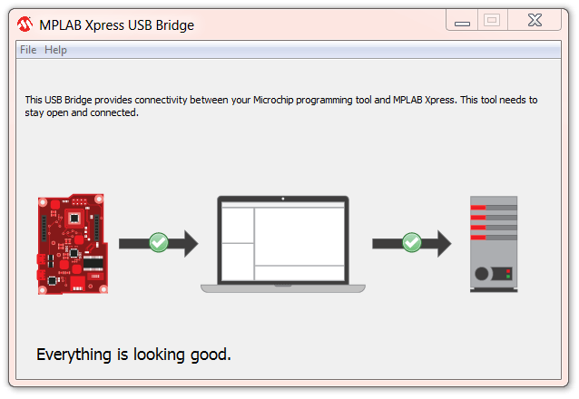 USB Bridge Tool - All Good