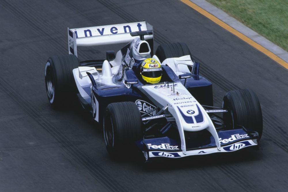 Williams BMW  neuspjena suradnja koja je obeavala mnogo