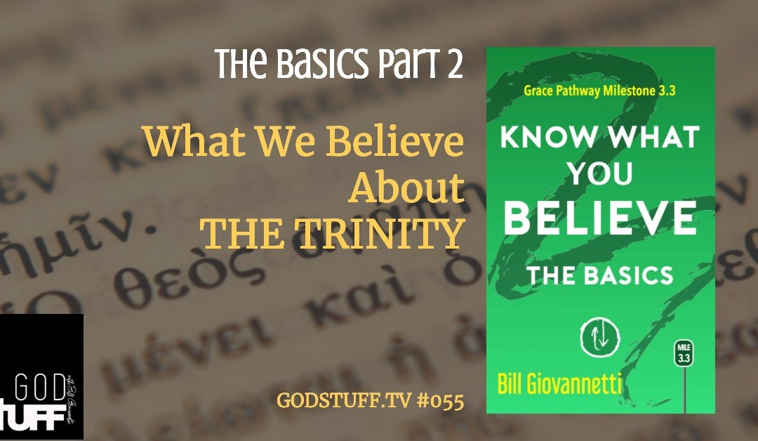Know What You Believe – 2- God / The Trinity (#055)
