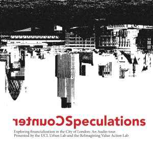 Counterspeculations scholarly audiotour of the City of London