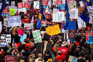 From anxiety to revolt? Against the financialized university