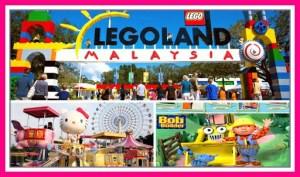 Book Maxicab for Legoland Malaysia Transfer