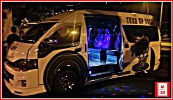 singapore party bus