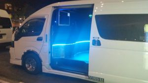 Singapore Party Bus 13 Seater