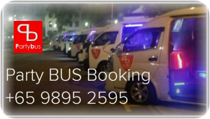 party bus in singapore