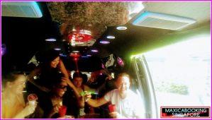 Party bus hotline