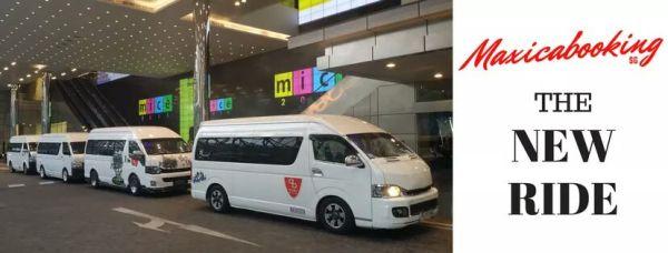 Maxicab and Minibus transfers