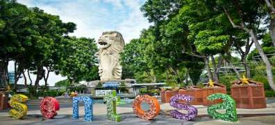 Sentosa Island 300x137 You must visit these places this end of the week or today in Singapore
