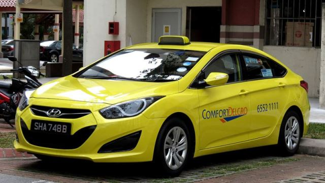 CityCab Hyundai1 300x169 How many taxi companies are there in Singapore?