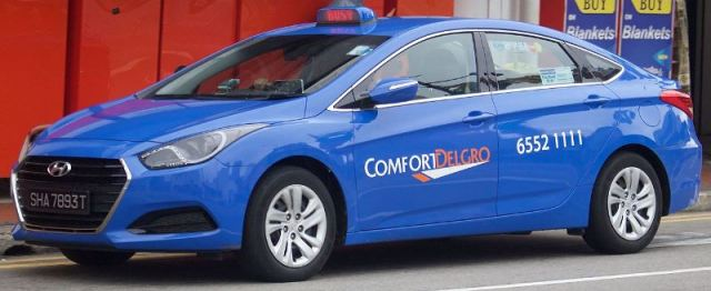 Comfort Taxi Hyundai1 300x123 How many taxi companies are there in Singapore?