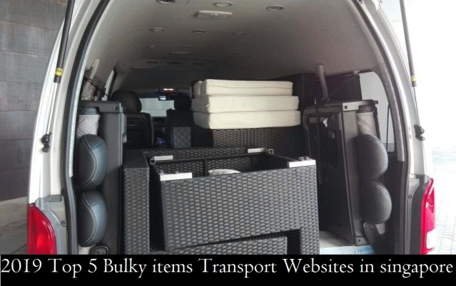 large items transport service