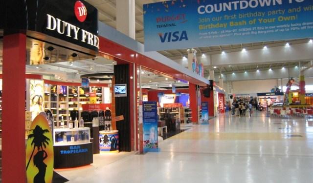 Duty Free At Singapore Changi Airport Singapore