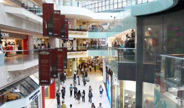 Raffles City Shopping Centre Singapore