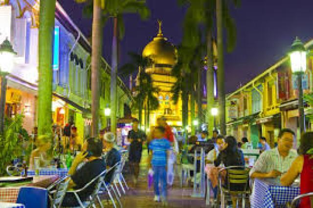 download 8 1 Arab Street in Singapore