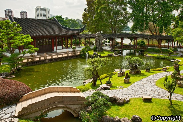 japanese garden 1200 300x200 Chinese and Japanese Gardens in Singapore