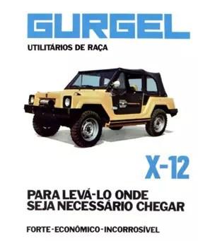 Publicidade da Gurgel