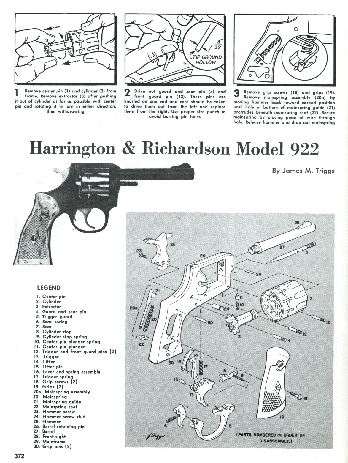 hight resolution of pin revolvers or http maxicon com guns pics h r 922 1a jpg