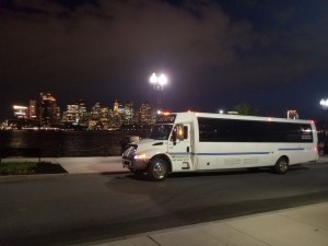 Boston Night Out Party Bus Rental