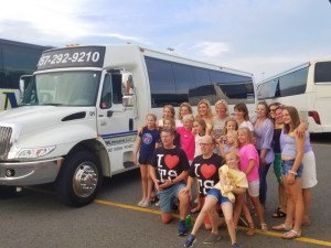 Taylor Swift Concert - Party Bus