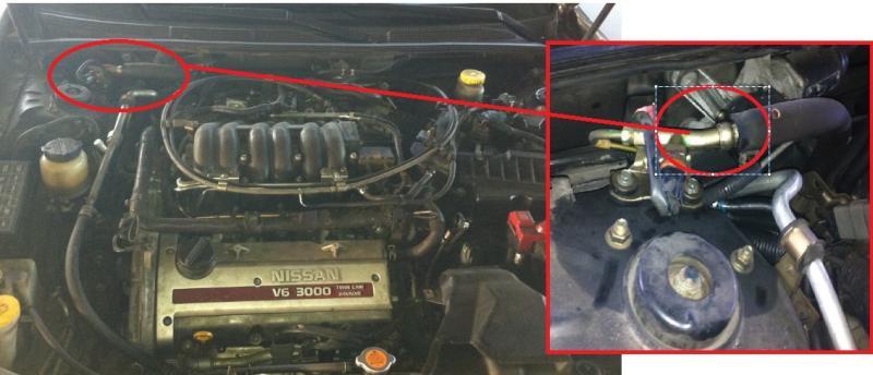2001 Nissan Maxima Problems