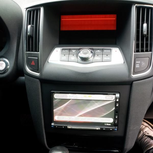 2013 Nissan Maxima Aftermarket Radio - Year of Clean Water