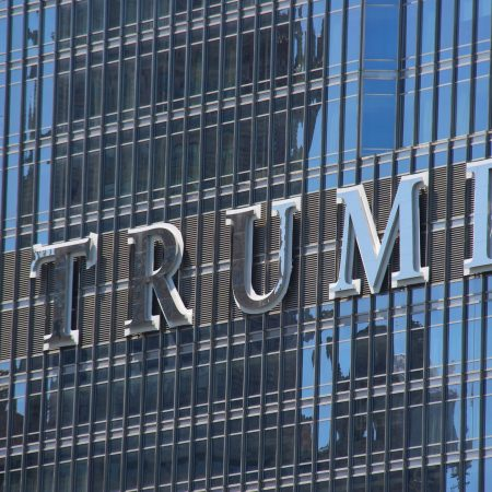 Trump Chicago Building