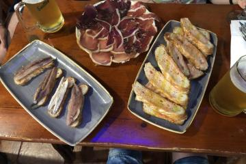 Вкусняшки Испании или где поесть 🇪🇸