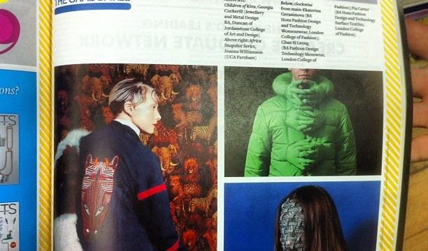 Craft Magazine -April 2012