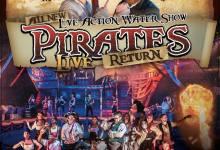 Pirates Return Live