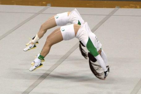 NCATA Acrobatics & Tumbling