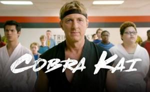 William Zabka in Cobra Kai