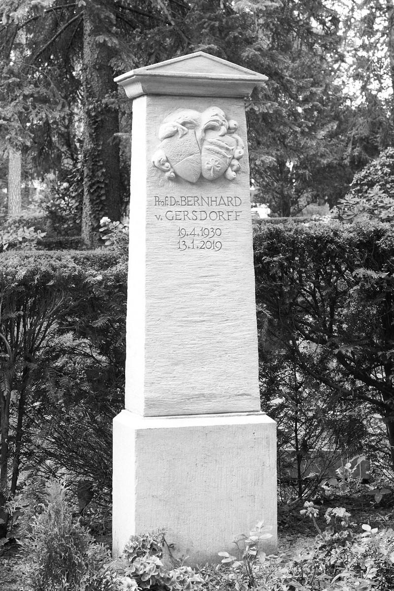 Grabmal für Bernhard von Gersdorf