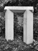 Grabmal für Hans Walter Eugen Schumacher