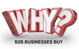 why b2b companies buy
