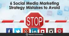 6 Social Media Marketing Strategy Mistakes to Avoid