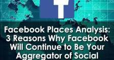 Facebook Places Analysis: 3 Reasons Why Facebook Will Continue to Be Your Aggregator of Social Information