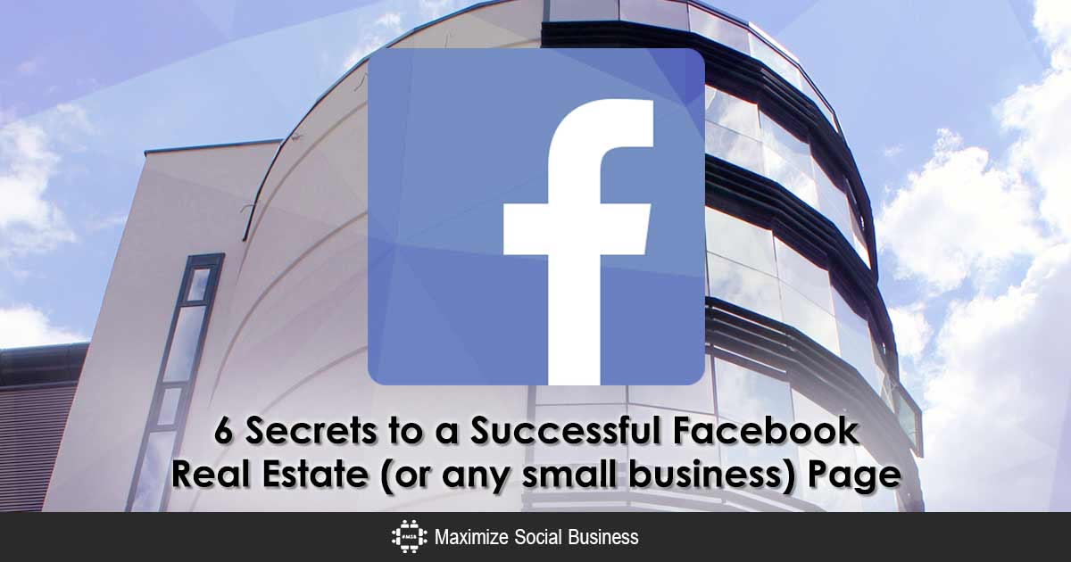 how to make a facebook page for small business