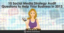 10 Social Media Strategy Audit Questions to Help Your Business in 2013