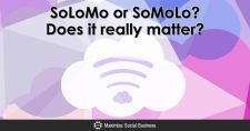 SoLoMo or SoMoLo? Does it really matter?