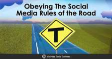Obeying The Social Media Rules of the Road