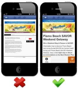 The Anatomy of a Well-Executed Mobile Facebook Contest Facebook Mobile Social Media Contests  msb4-268x300